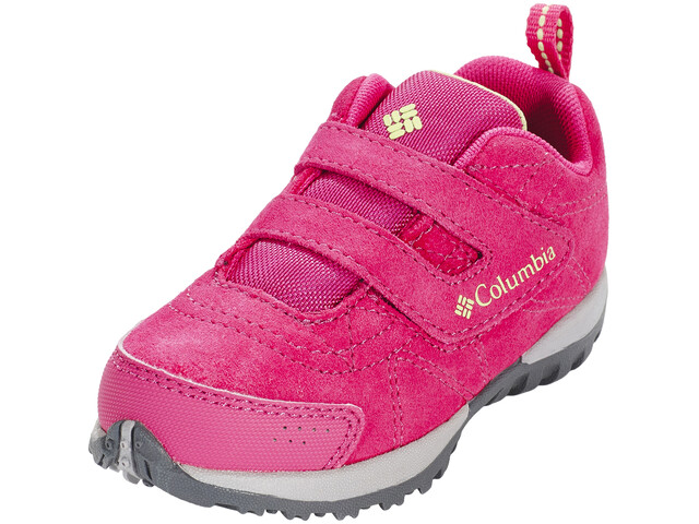 Columbia Venture Shoes Kids Haute Pink/Napa Green